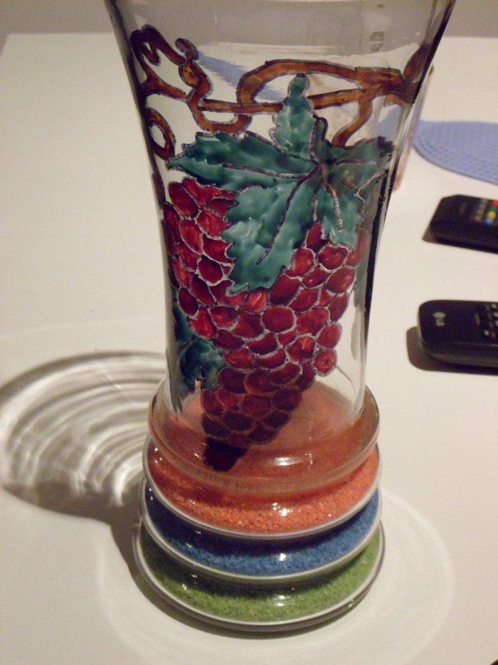 Peinture sur verre lesplusbeauxjoursdemavie for Enlever peinture sur verre